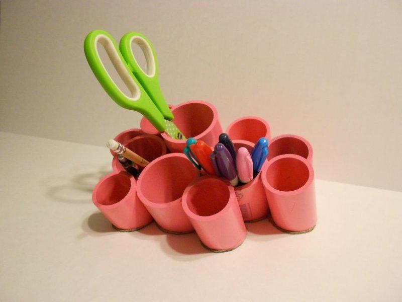 Поделки из полипропиленовых труб своими руками