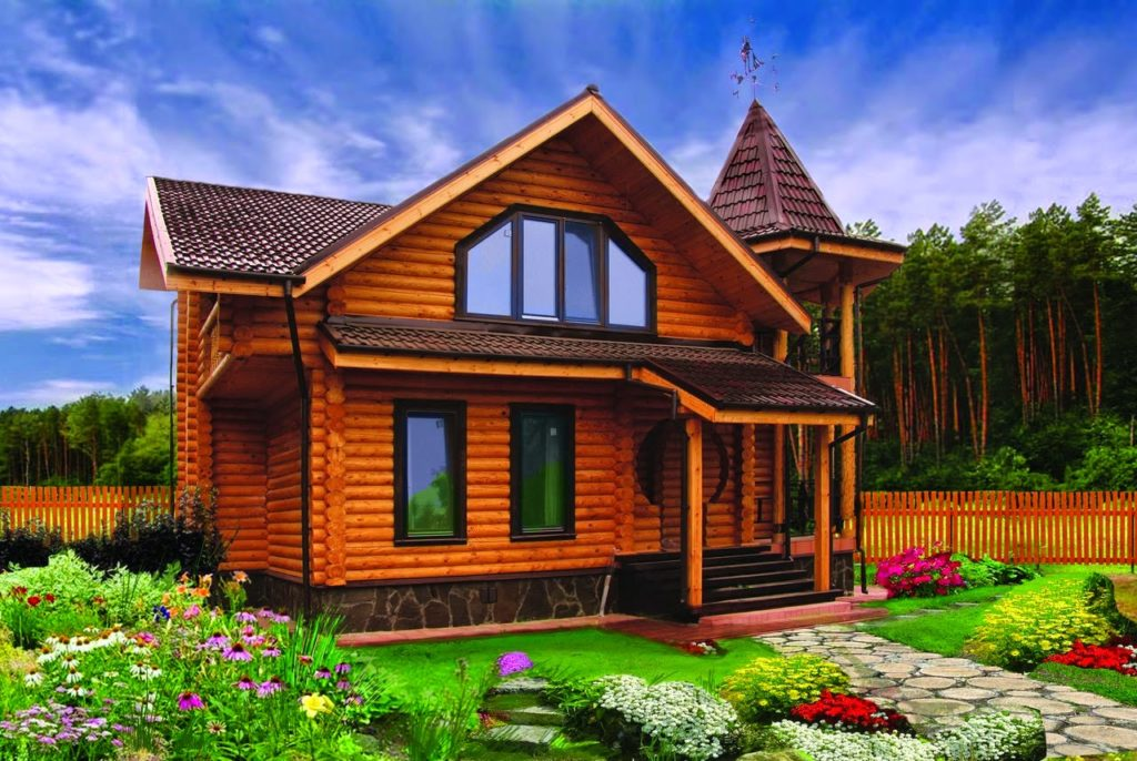 Картинки постройки домов